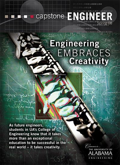Spring 2008 Capstone Engineer cover
