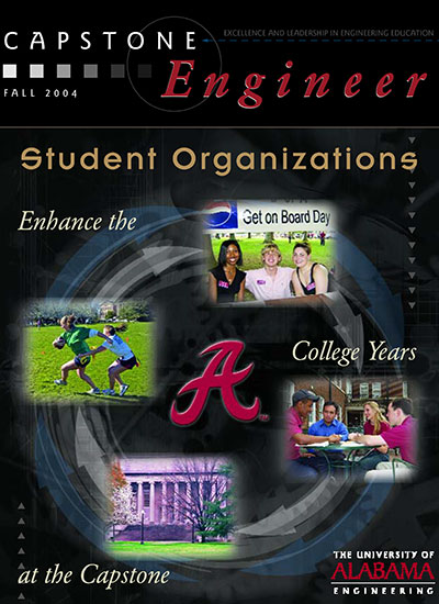 Fall 2004 Capstone Engineer cover