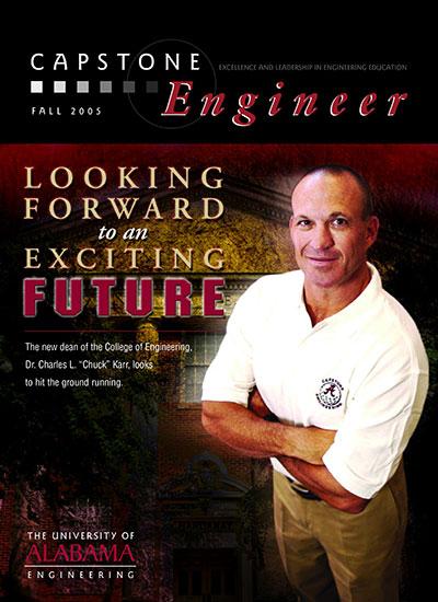 Fall 2005 Capstone Engineer cover