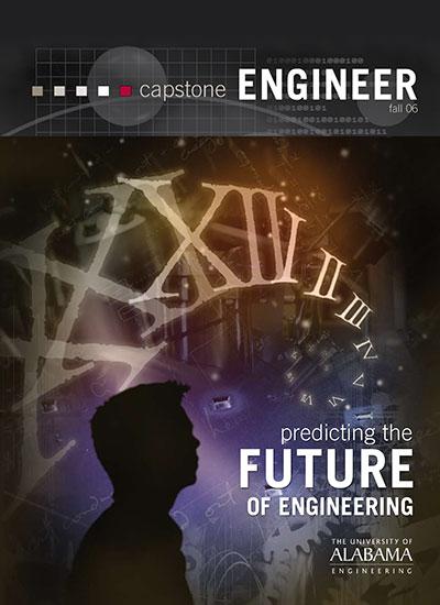 Fall 2006 Capstone Engineer cover
