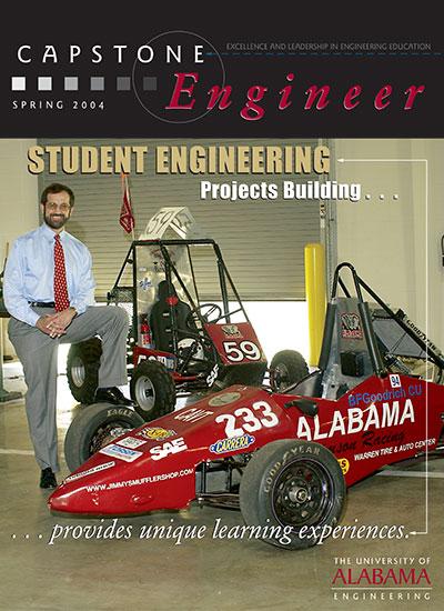 Spring 2004 Capstone Engineer cover