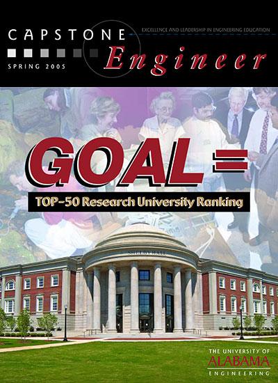 Spring 2005 Capstone Engineer cover