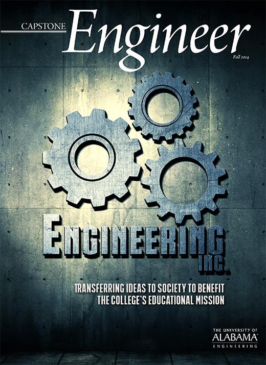 Fall 2014 Capstone Engineer cover