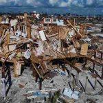 USA Today photo of immense storm damage to gulf housing
